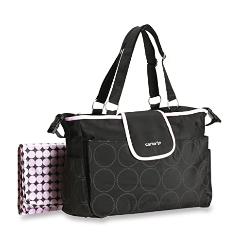 Carters Fashion Tote, Tonal Dot