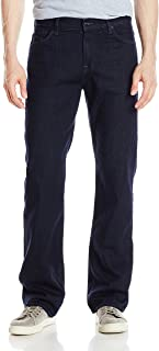 7 For All Mankind Men's Austyn Relaxed Straight Leg Jean, Offbeat Blue, 36