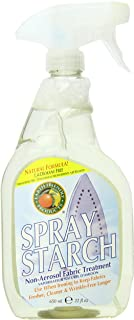 Earth Friendly Products Spray Starch, 22-Ounce (Pack of 2)