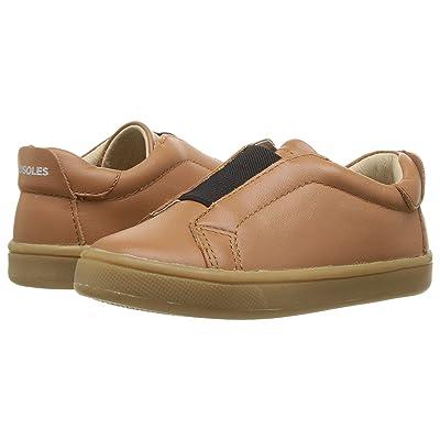 Old Soles Peak Shoe (Toddler/Little Kid) (Tan/Black) Boy