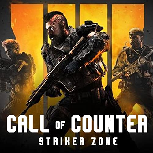Call of Counter Striker Zone Mobile Duty: Shooting Game 3D
