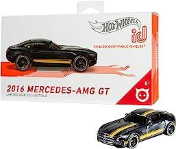 Hot Wheels id 2016 Mercedes AMG GT {Speed Demons}