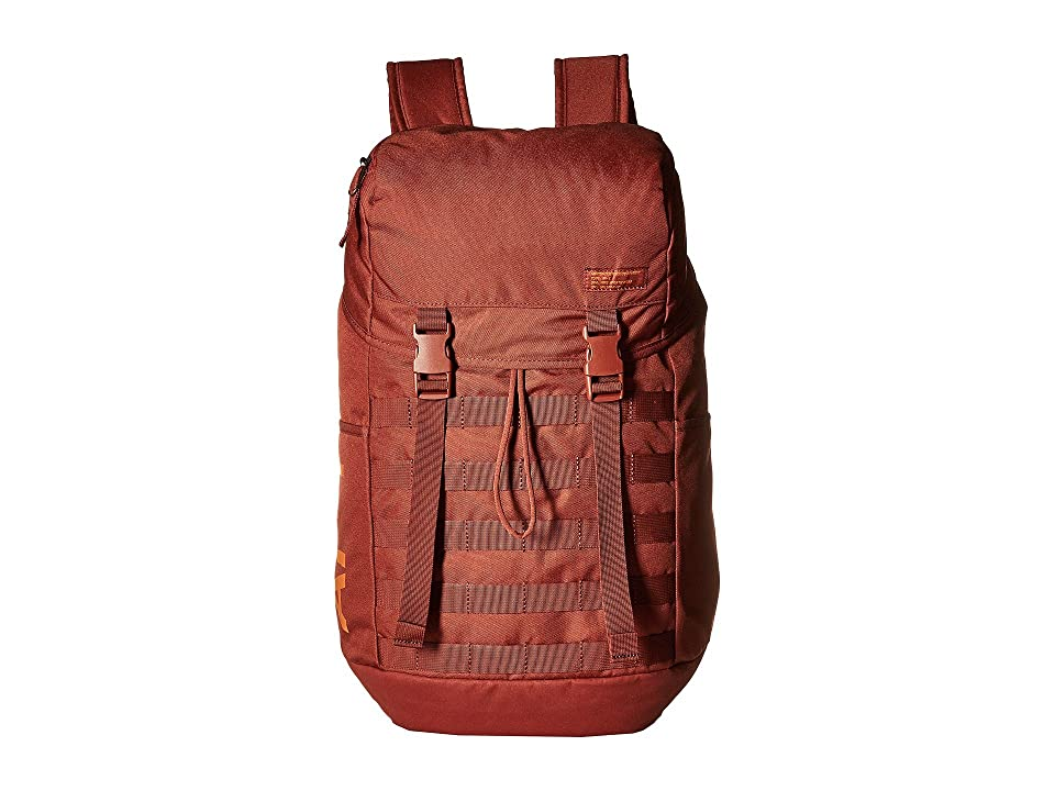 806ff2e29b4e Nike Air Force 1 Backpack (Pueblo Brown Pueblo Brown Dark Russet) Backpack