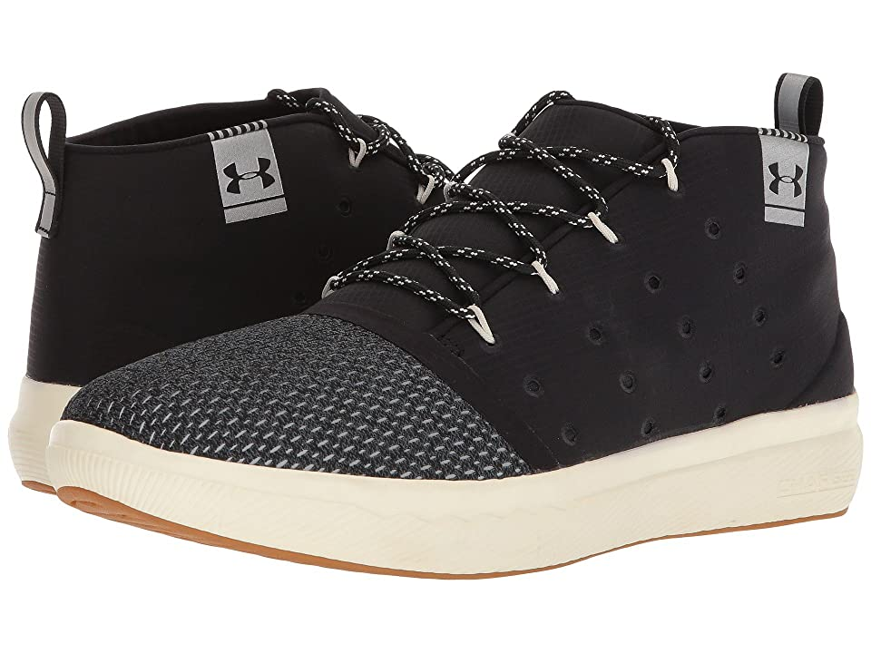 Under Armour UA Charged 24/7 Mid RFLT (Black/Stone/Black) Men