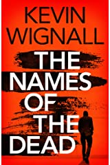 The Names of the Dead (English Edition) Formato Kindle