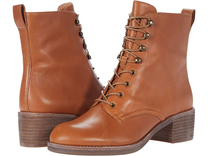 Madewell Patti Lace-Up Boot | Zappos.com