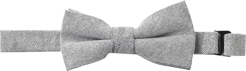 Isaac Mizrahi Boys' Cotton Print Bowtie, Multi, One Size