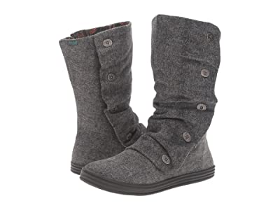 Blowfish Rammish (Grey Soft Herringbone Flannel) Women