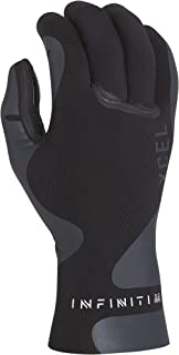 Xcel Fall 2017 Infiniti 5 Finger Glove, Black, Medium/3mm