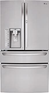 LG LFXS29766S 28.6 cu.ft. Capacity Stainless Door-in-D