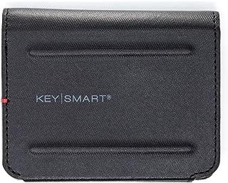 KeySmart Urban Bi-Fold Wallet (Charcoal Black)