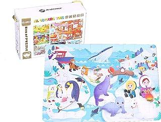 AL OSTOURA Educational Toys Box of Puzzle