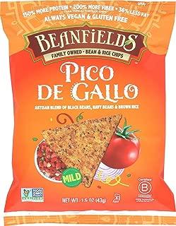 Beanfields, Pico de Gallo Bean Chips, 1.5 oz