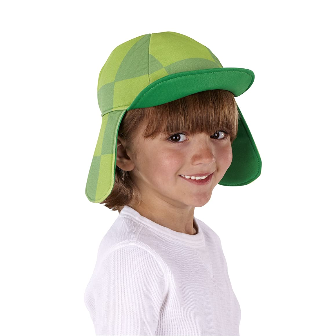 El Chavo Children's Hat Costume Animado Mexican TV Show Green Accessory