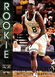 1996-97 Topps Finest Refractor 224 Antoine Walker Boston Celtics Basketball Card