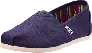 TOMS Canvas Classics, Men's Shoes, Multicolour (Navy), 7.5 UK (41 EU)