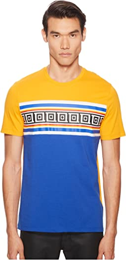Versace Collection - Frame Print T-Shirt