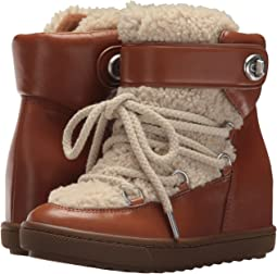 Saddle/Natural Shearling Calf/Shearling