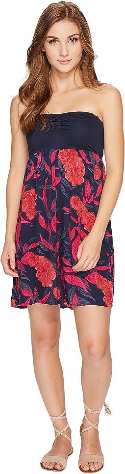 Ocean Romance Woven Dress