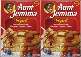 Aunt Jemima Original Pancake Mix-32 oz ,2 pk