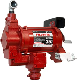 Fill-Rite FR310VN 115/230V 35 GPM Fuel Transfer Pump (Pump Only)