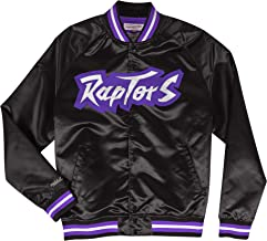Mitchell & Ness Toronto Raptors NBA Men's Big Time Lightweight Satin Jacket