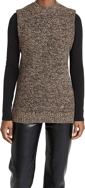 Ganni Women's Cashmere Mix Pullover Vest
