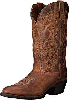 Best ladies leather western boots Reviews