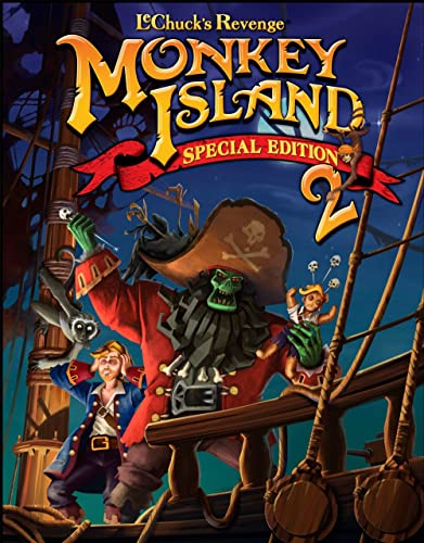 Monkey Island 2 Special Edition : LeChuck's Revenge [PC Code - Steam]
