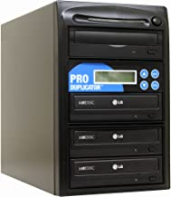 Produplicator 1 to 3 24X Burner M-Disc Support CD DVD Duplicator - Standalone Copier Duplication Tower