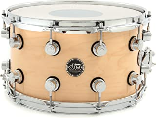 DW Performance Series Snare Drum - 8 Inches X 14 Inches Natural Lacquer