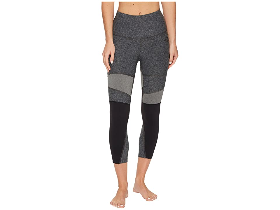 The North Face Motivation Tights (TNF Dark Grey Heather/TNF Black (Prior Season)) Women