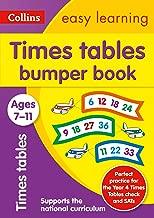 مرات الطاولات ممتص للصدمات: كتاب من سن 7–11(Collins بسهولة التعلم ks2)