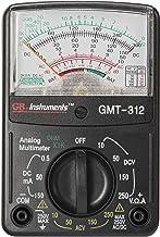 Gardner Bender GMT-312  Analog Multimeter, 5 Function / 12 Range, 300V AC/DC, for AC / DC..
