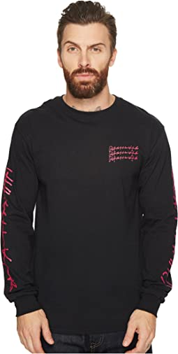 Quiksilver - Scripps Long Sleeve Shirt