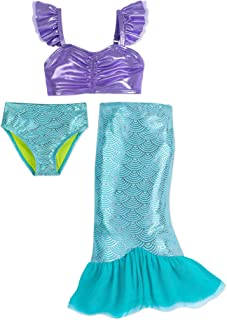 7ef2825f0c743 Amazon.com: Disney Princess: Little Mermaid - Swim / Clothing ...
