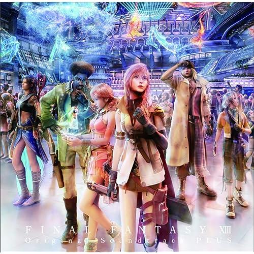 FINAL FANTASY XIII Original Soundtrack PLUS