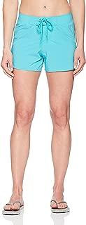 Coastal Blue Amazon Brand - Bañador para Mujer con Cordones y Inserciones Laterales, Color Azul