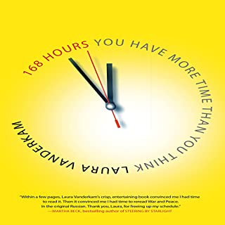 Best 168 hours: you have more time than you think Reviews