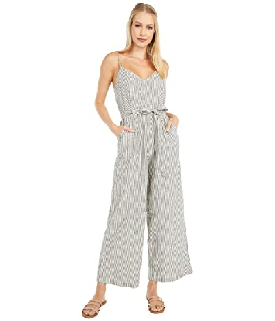 Lucky Brand Cami Jumpsuit (Natural Multi) Women