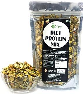 D4Diet Diet Protein Mix -Namkeen/Diet Snacks/ Healthy Snacks Pouch, 200 g