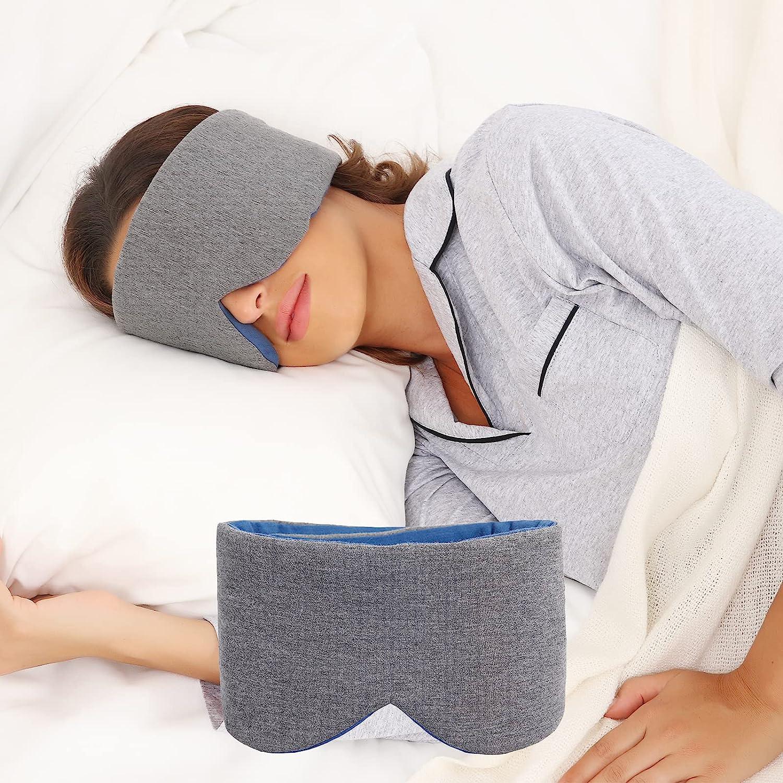 Max 71% OFF ALDIOUS Sleep Max 72% OFF Mask for Men Women Modal Pack Friendly Mat Skin 1