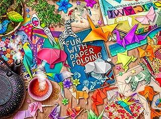 Buffalo Games – Aimee Stewart – 折り紙 – 1000ピースジグソーパズル
