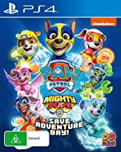 Paw Patrol Mighty Pubs Save Adventure Bay! - PlayStation 4
