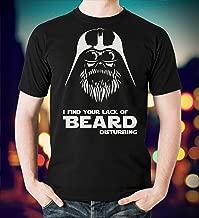 star wars beard shirt
