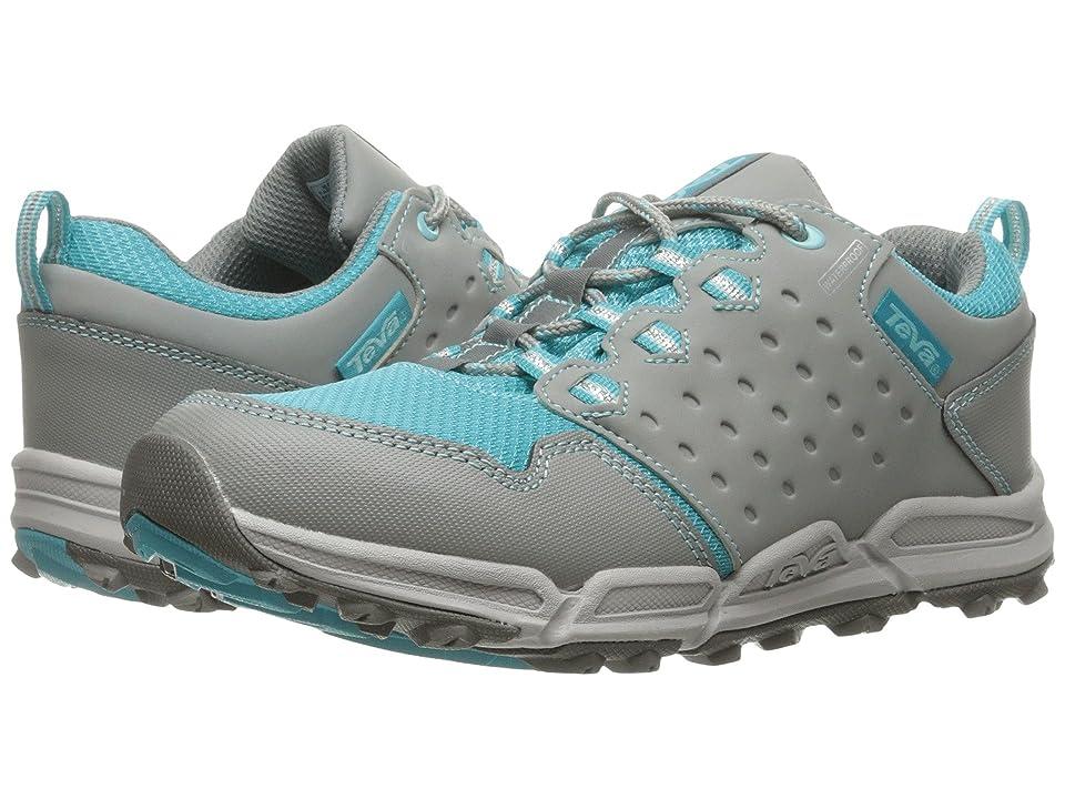 Teva Kids Wit (Big Kid) (Grey/Turquoise) Girls Shoes