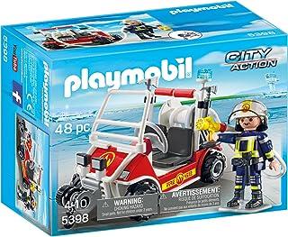 Playmobil 5398 – mapa strażacka