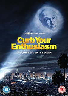 Curb Your Enthusiasm Series 9 [Edizione: Regno Unito] [Reino Unido] [DVD]