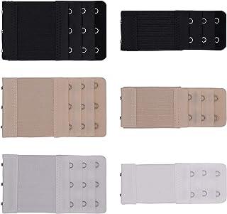 Set con Diversi Colori Cotone Stile 1 Normale Reggiseno di prolunga per Reggiseni con 2/Ganci