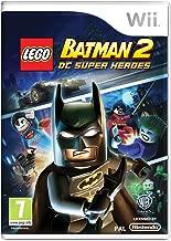 Lego Batman 2 DC Super Heroes Nintendo Wii Game UK PAL